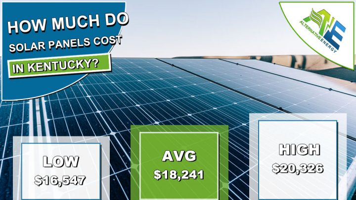 Kentucky Solar Panels Cost