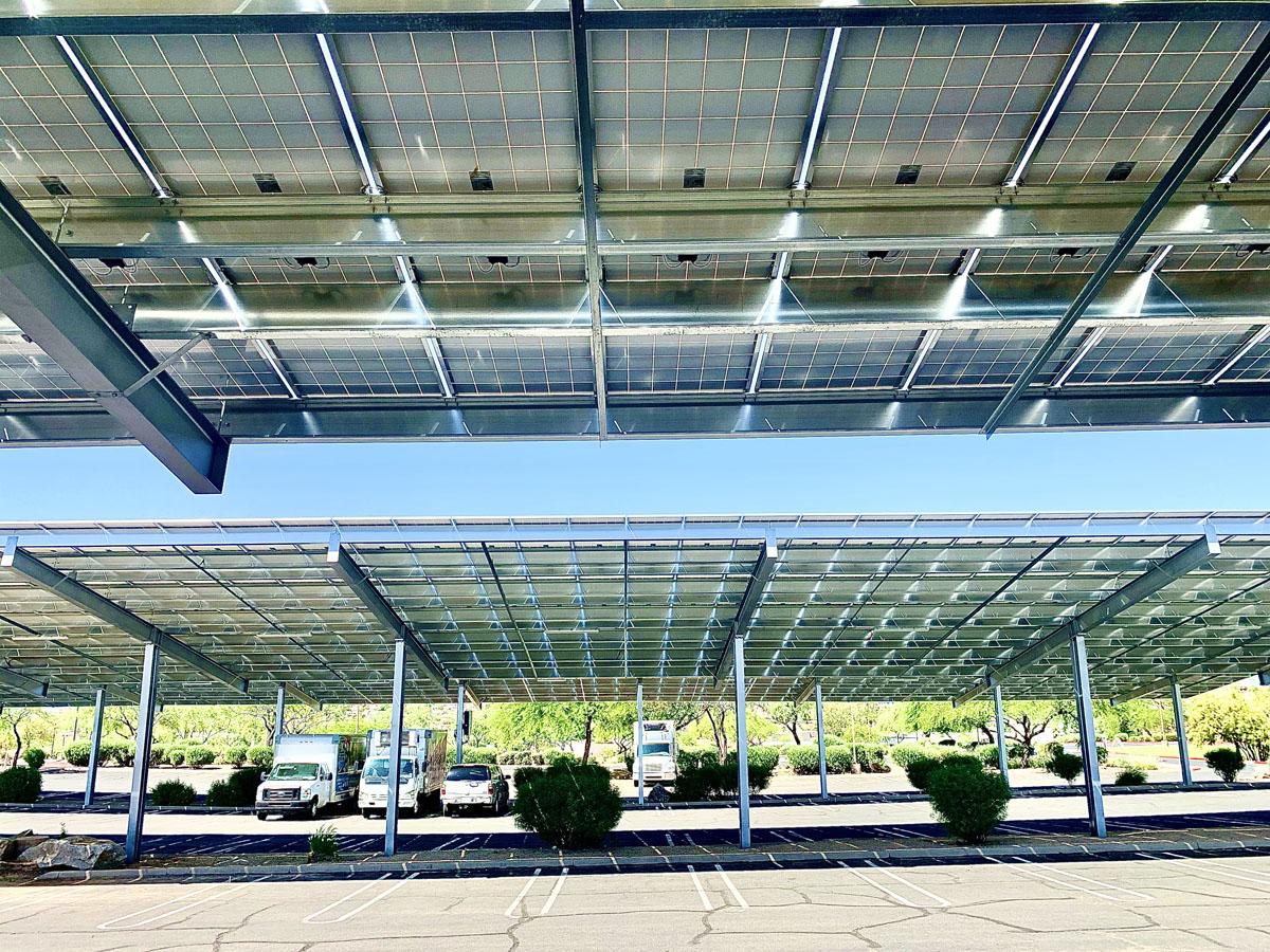Solar Carport Arizona