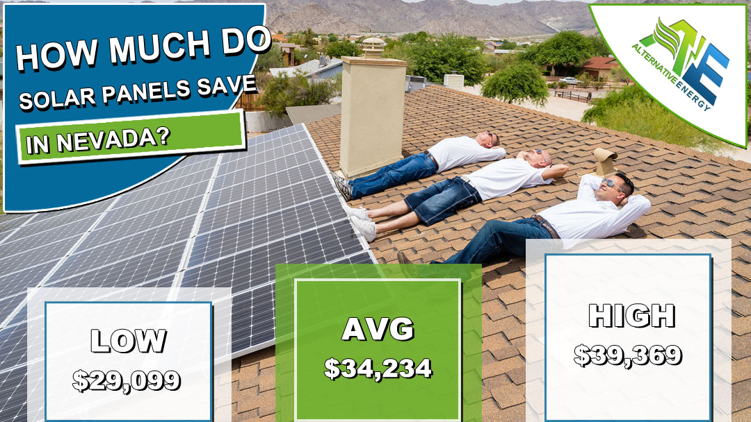 Solar Panels Save Nevada